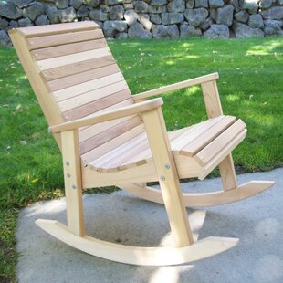 T&L Rocking Chair by Wood Country