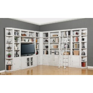 Veda Library Corner Unit Bookcase