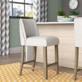 Gelsomina Counter & Bar Stool (Set of 2) by One Allium Way®