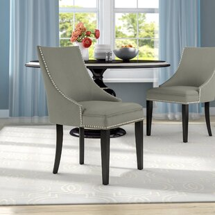 House of Hampton Katherina Upholstered Dining Chair (Set of 2)