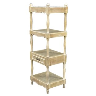 Dylon 4 Layers Etagere Bookcase by Ophelia & Co.