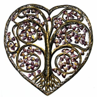 Heart Tree Of Life Wall Décor