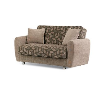 Chestnut Loveseat by Beyan Signature