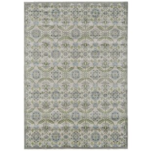 Knox Birch & Taupe Area Rug by Andover Mills