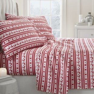 Reindeer Sheet Set