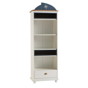 Bargain Saffo 77 Bookcase by Harriet Bee Reviews (2019) & Buyer's Guide