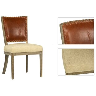 Delia Upholstered Dining Chair by Foundry..
