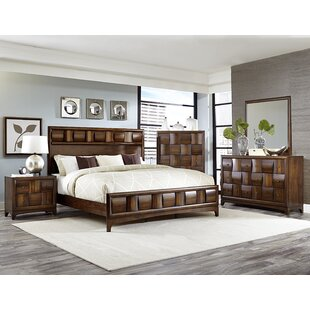 Ainslie Brook Panel Bed by World Menagerie