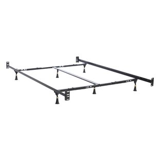 Serta Stabl-Base Headboard & Footboard Bed Frame Twin/Full with 4 Glides