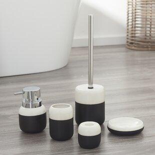 Sealskin Sphere 6 Piece Bathroom Accessory Set