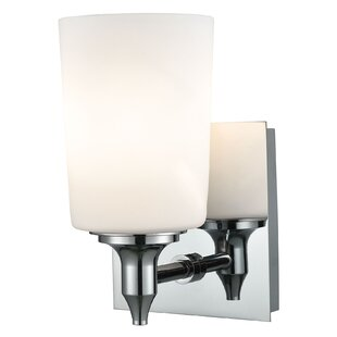 Lunenburg 1-Light Bath Sconce ..