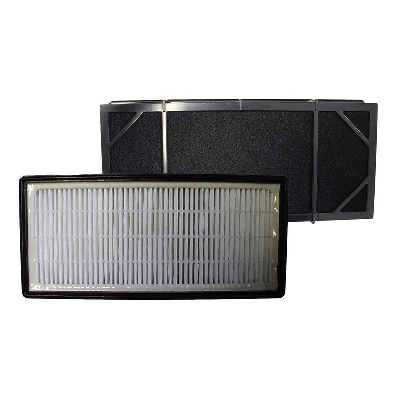 Crucial Honeywell Air Purifier Hepa Filter And Carbon Pre Filter Kit Wayfair