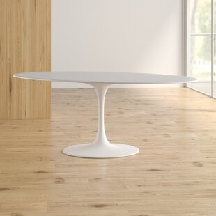 Larkson White Dining Table