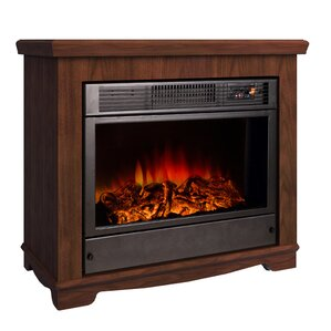 Ares Sparta Electric Fireplace by A&J Homes Studio