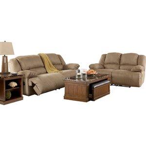 Jimenes Configurable Living Room Set