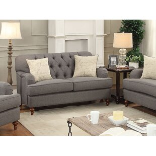Lytham Loveseat by Three Posts Herry Up