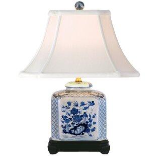 Porcelain Flat Jar 24