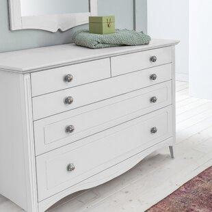 Metson 5 Drawer Dresser by Canora Grey