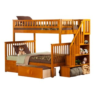 Viv + Rae Shyann Bunk Bed with Storage
