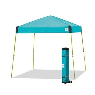 E-Z UP Vista 10 Ft. W x 10 Ft. D Steel Pop-Up Canopy