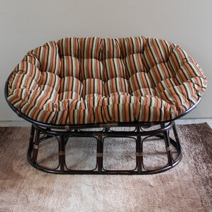 papasan furniture. bouirou double papasan chair furniture