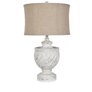 Sansa Swirled 29 Table Lamp