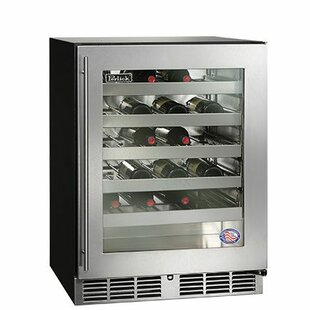 Perlick 32 Bottle Freestanding Wine Cooler