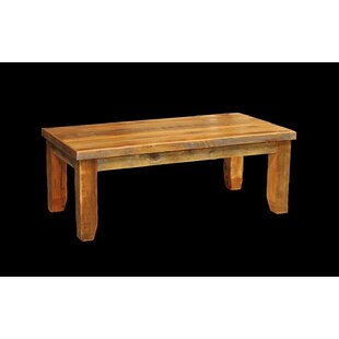 Barnwood Coffee Table With Legs