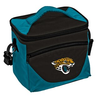 9 Can Jacksonville Jaguars Halftime Lunch Cooler by Logo Brands Top Reviews