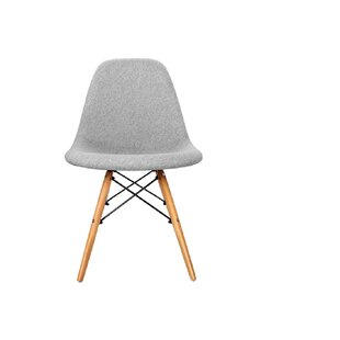 Deals Crumble Upholstered Dining Chair by Ivy Bronx Reviews (2019) & Buyer's Guide