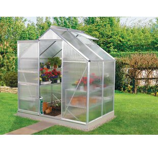 Venus 6 Ft W X 4 Ft D Hobby Greenhouse By Sol 72 Outdoor