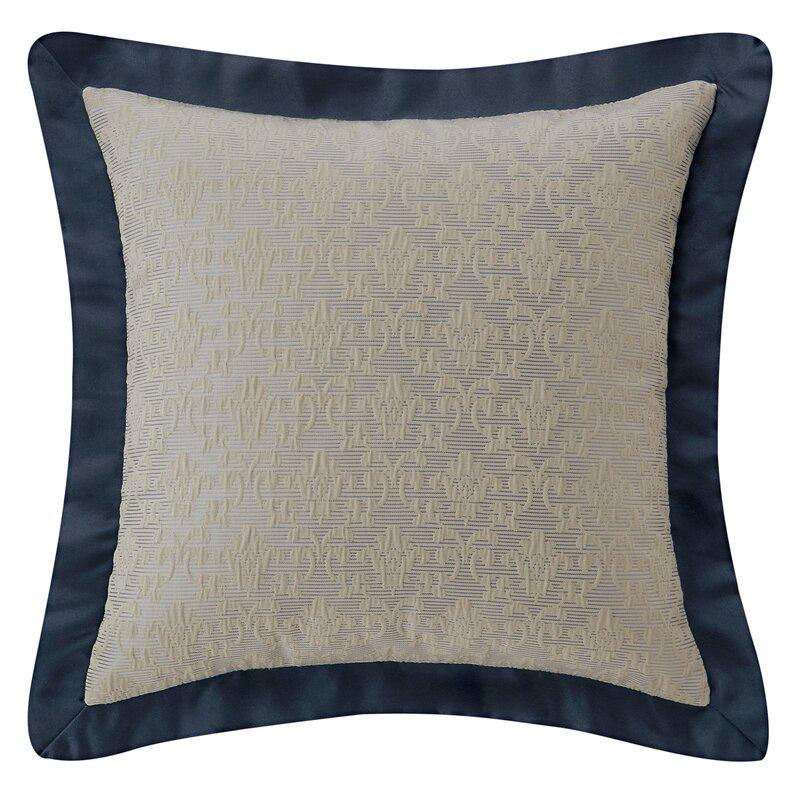 Waterford Bedding Everett Throw Pillow Reviews Wayfair