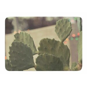 Austin Summer Party by Ann Barnes Memory Foam Bath Mat