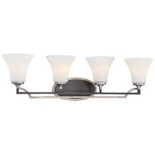 Charlton Home Elio 4-Light Vanity Light