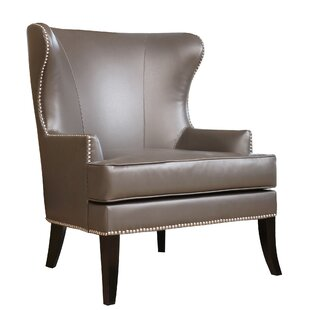 Affordable Donlon Wingback Chair by Darby Home Co Reviews (2019) & Buyer's Guide