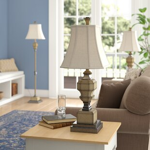 Arra 3 Piece Table and Floor Lamp Set