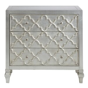 Bouldin 3 Drawer Chest