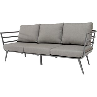 Darley Garden Sofa With Cushions Image
