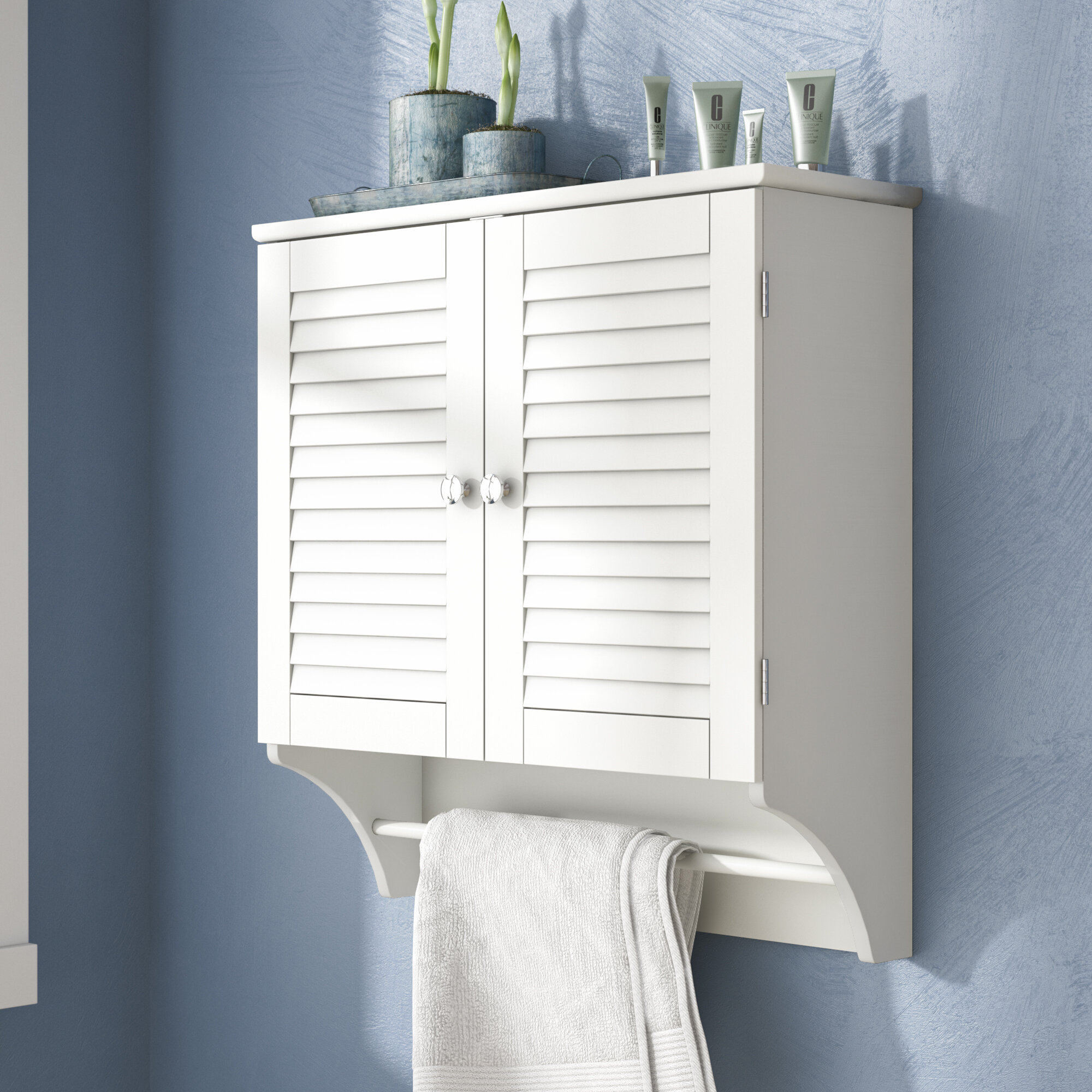 Rebrilliant Ellsworth 23 82 W X 25 H X 8 9 Dwall Mounted Bathroom Cabinet Reviews Wayfair Ca