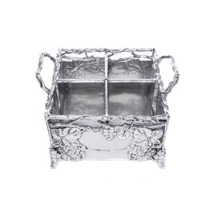 Grapevine Standing Flatware Caddy