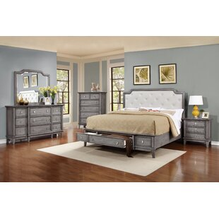 One Allium Way Palmisano Platform Configurable Bedroom Set