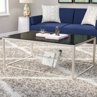 Newman Coffee Table with Tray Top