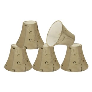 6 Silk Bell Candelabra Shade (Set of 5)