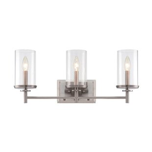Compare prices Harlowe 3-Light Vanity Light By Designers Fountain