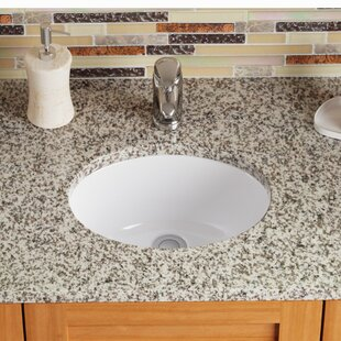 Superieur Save To Idea Board. MR Direct. Vitreous China Oval Undermount Bathroom Sink  ...