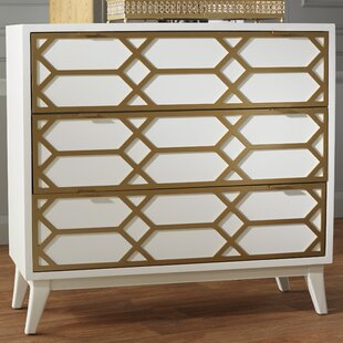 Affordable Price Dreyer 3 Drawer Chest by Willa Arlo Interiors