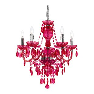 Kids chandeliers youll love wayfair save to idea board mozeypictures Choice Image