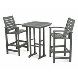 Signature 3-Piece Bar Height Dining Set