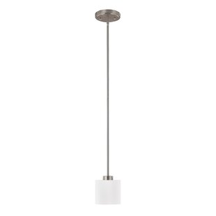 Zipcode Design Cedartown 1-Light Drum Pendant