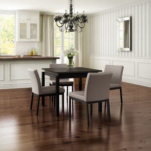 Madeleine 5 Piece Dining Set Latitude Run